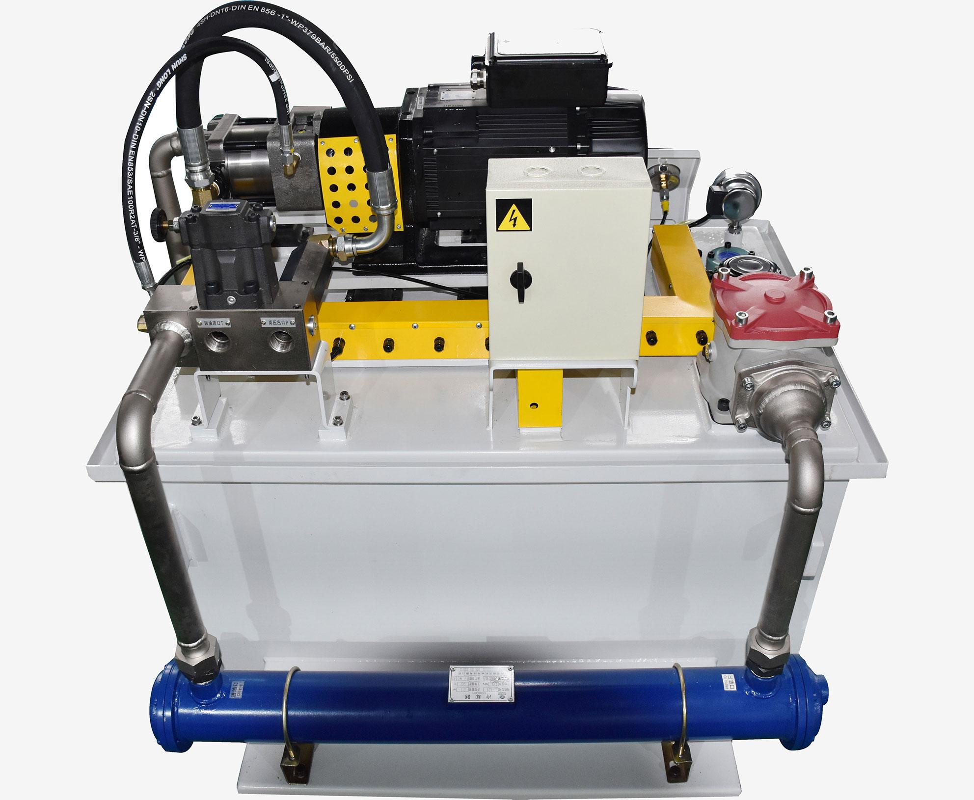 伺服液压系统