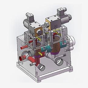 液压设备节能改造